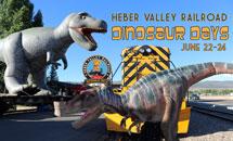 Dinosaur Days Trains