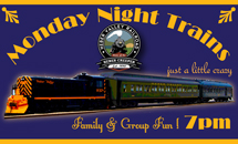 Monday Night Train