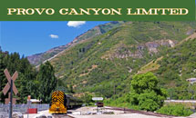 The Provo Canyon Limited