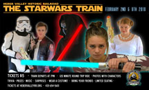 The Star Wars Train