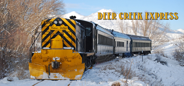 Deer Creek Express – 90 minutes of spectacular views