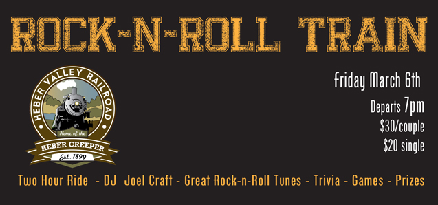 Rock-n-Roll Train
