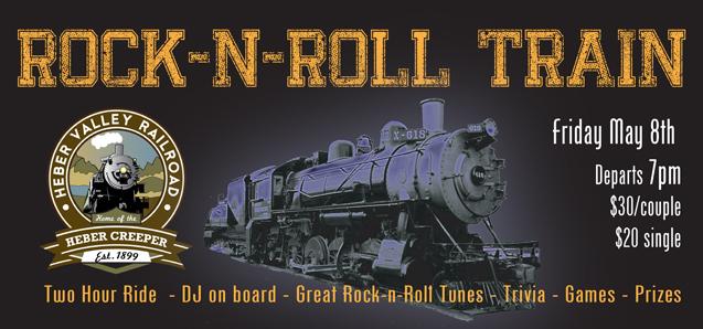 Rock-n-Roll Train