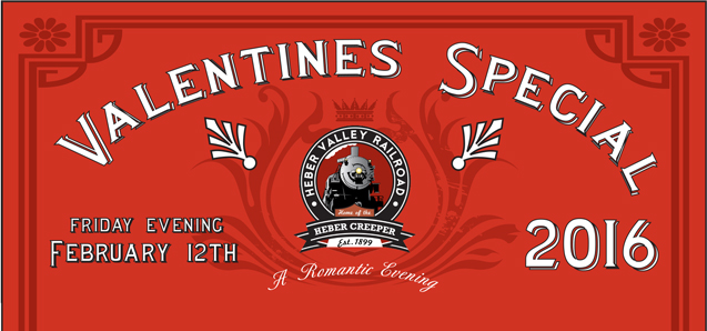Valentines Train