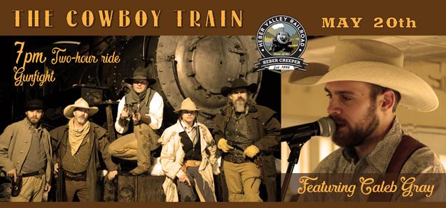 Friday Night Cowboy Train