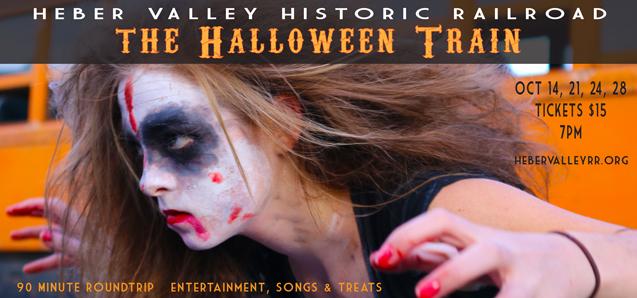 The Halloween Train