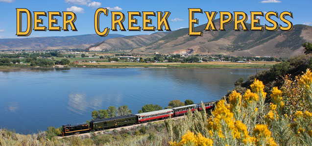Deer Creek Express – 90 minutes of spectacular views