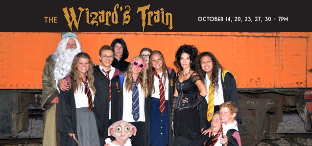 Wizard's Train