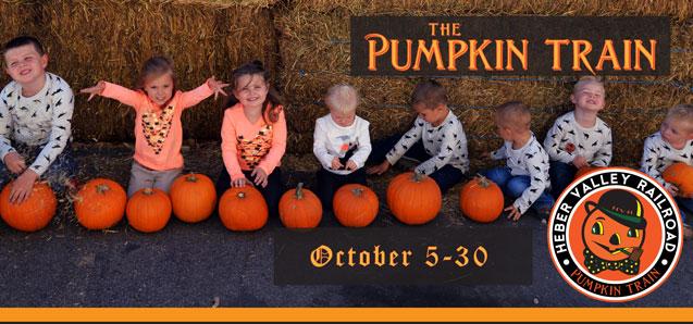 The Pumpkin Train