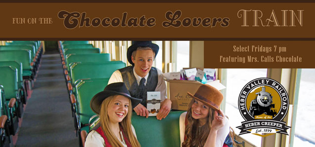 Chocolate Lover's Train
