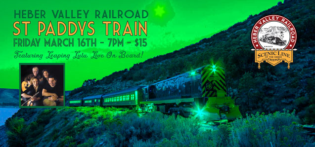St. Paddy's Train