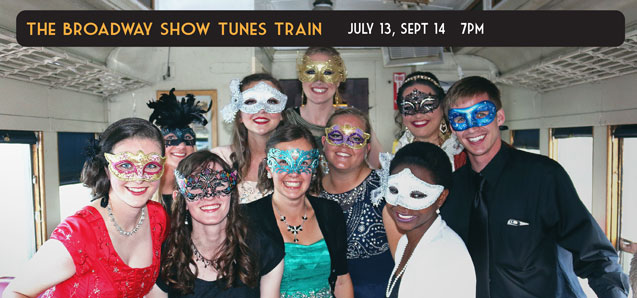 Broadway Show Tunes Train