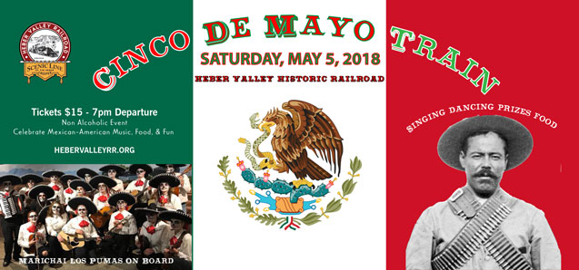 Cinco De Mayo Train