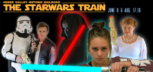 Star Wars Train